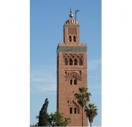 NAVISP on the scene in Marrakech, Morocco