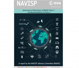Assessment of Effectiveness of NAVISP Phase 1 and Recommendations for Phase 2