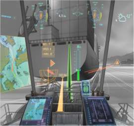 Multipath & Interference Error Mitigation Techniques for Future Maritime e-NAV Services