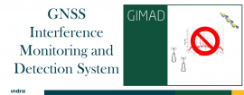 GNSS Interference Monitoring and Detection System (GIMAD).